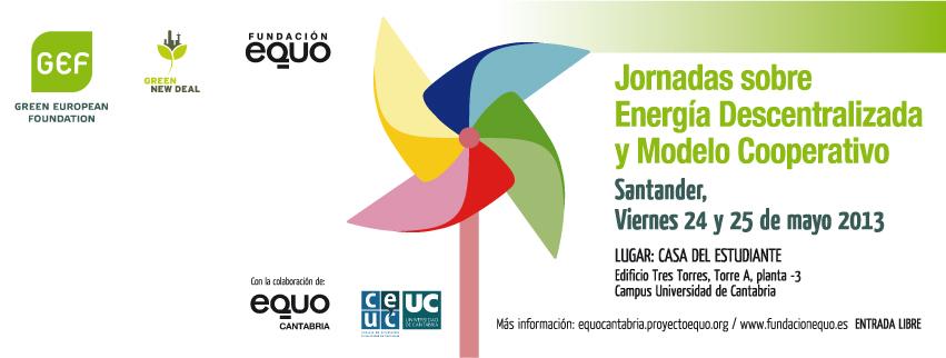 Jornadas sobre Energía Descentralizada y Modelo Cooperativo