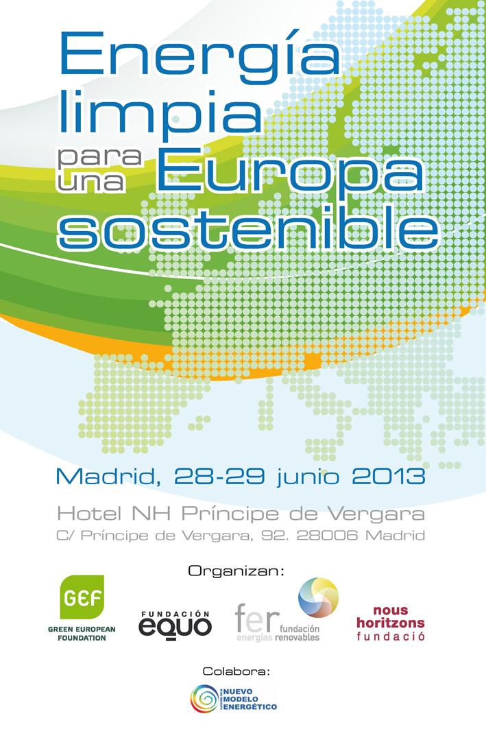 Energía Limpia para una Europa Sostenible