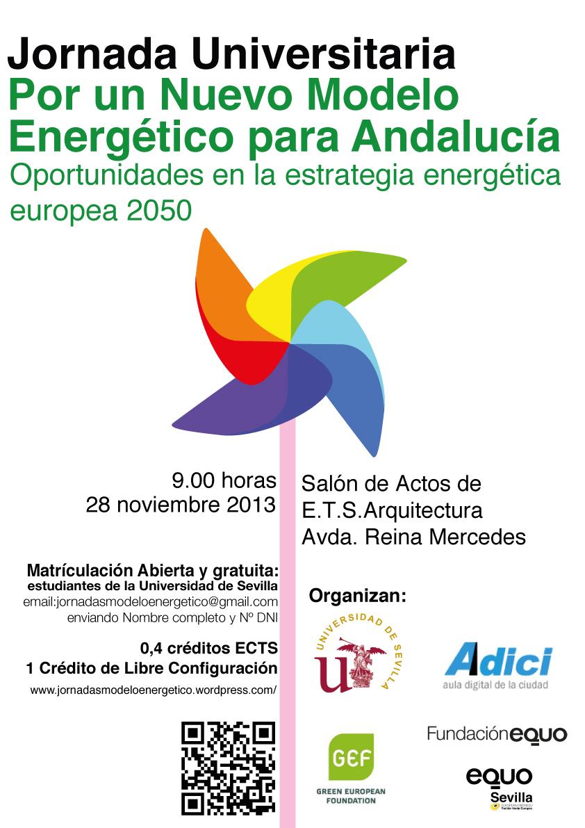Jornada Universitaria: La nueva estrategia europea para una energía renovable