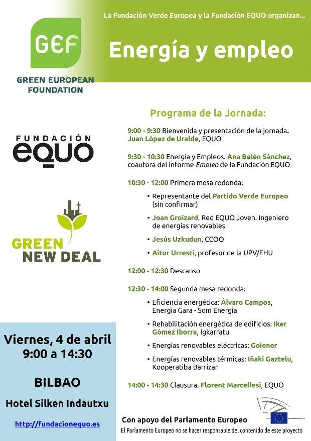 Jornadas sobre Energía y Empleo // Energia eta Enplegua
