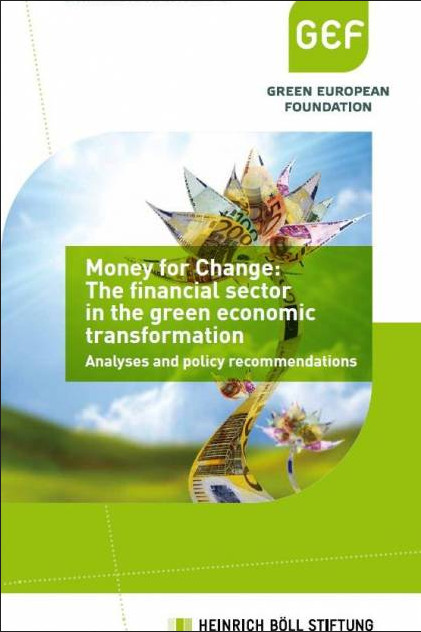 Financing a green transformation in Spain: current trends and options for moving forward