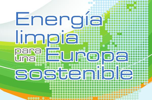 """Conclusiones de la jornada """"Energía Limpia para una Europa Sostenible"""""""