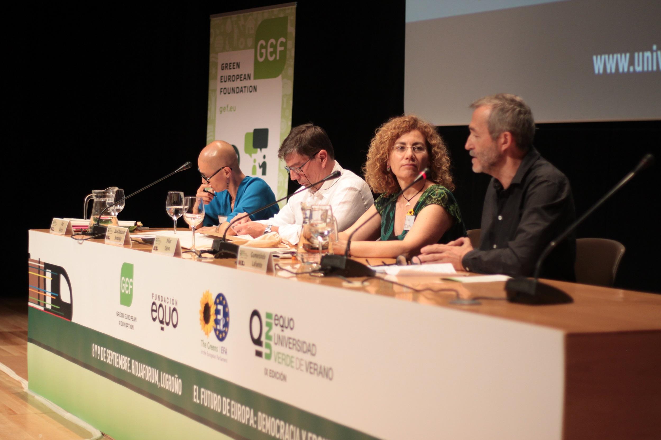 Más de 250 personas participan en la Universidad Verde