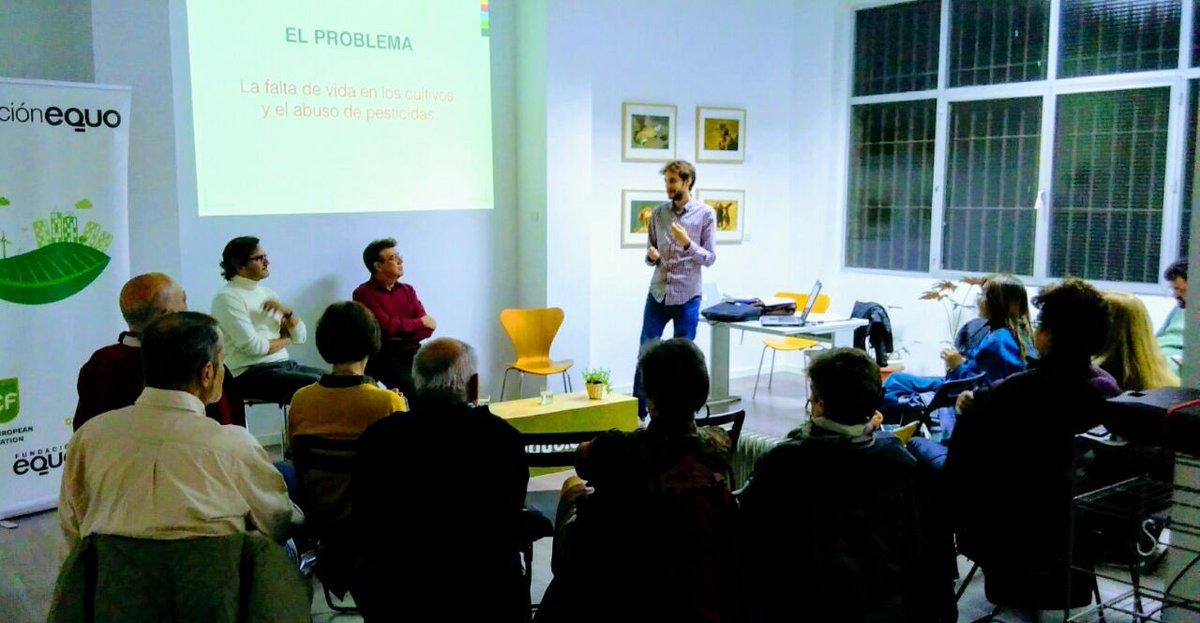 """Presentación de """"La Bolsa Social. Financiación participativa"""""""
