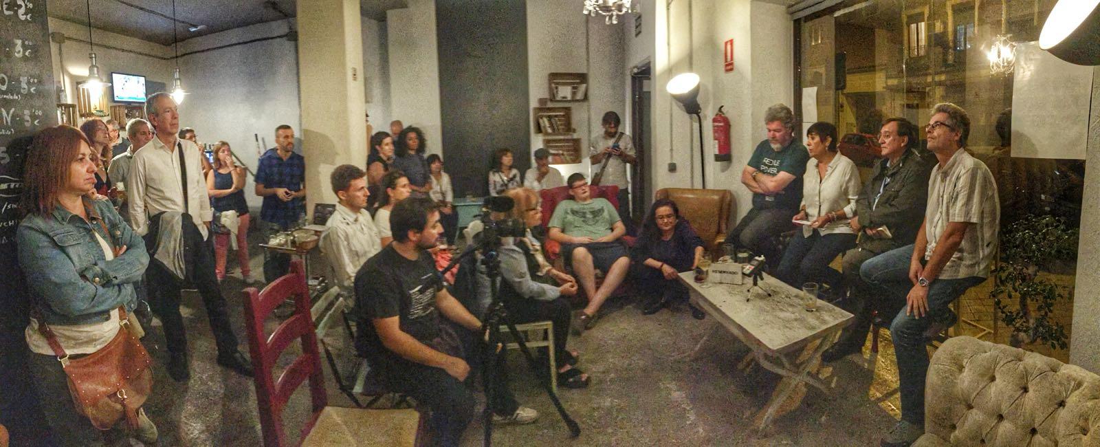 El Guardián del Algarrobico. Teatro con conciencia ambiental