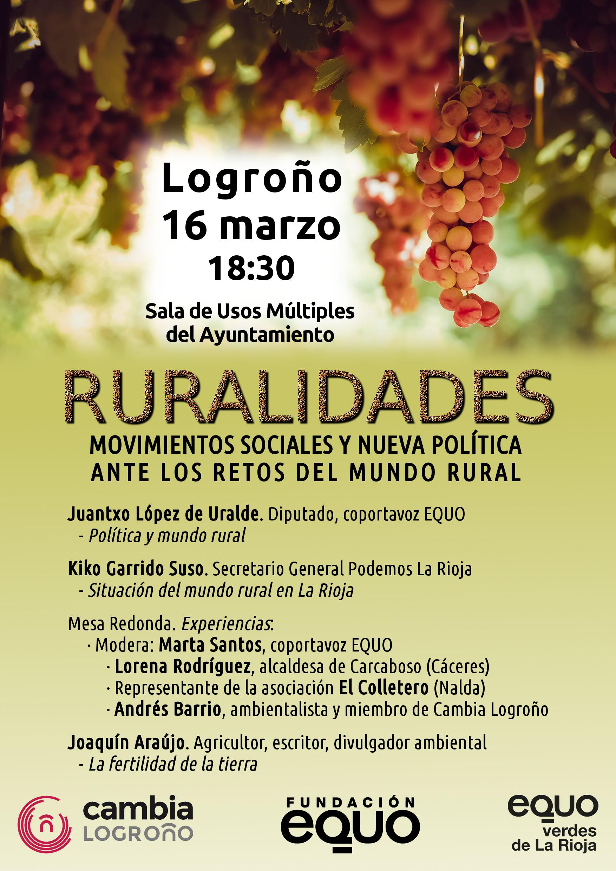 Ruralidades. Movimientos sociales y nueva política ante los retos del mundo rural