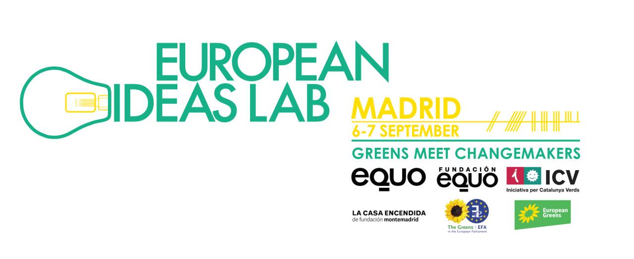 European Ideas Lab en Madrid. 6 y 7 de septiembre