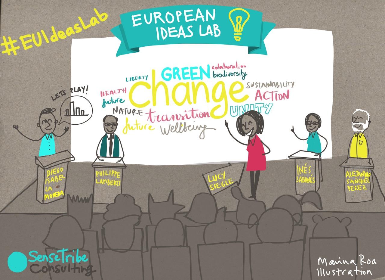 European Ideas Lab. Compartiendo experiencias