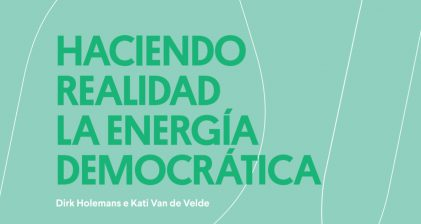 Haciendo realidad la energía democrática