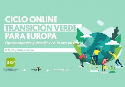 Ciclo Online Transición Verde