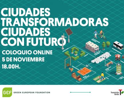 Jornada online: Ciudades transformadoras, ciudades con futuro