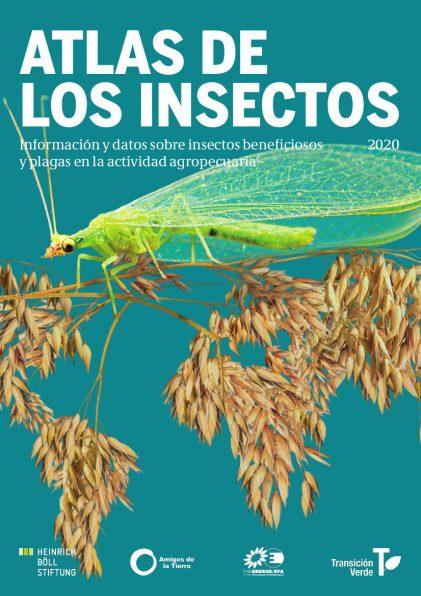 Colapso mundial de insectos impulsado por la agricultura industrial, según el nuevo Atlas de los Insectos