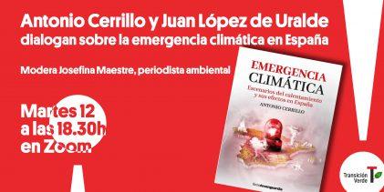 Diálogo sobre la Emergencia climática